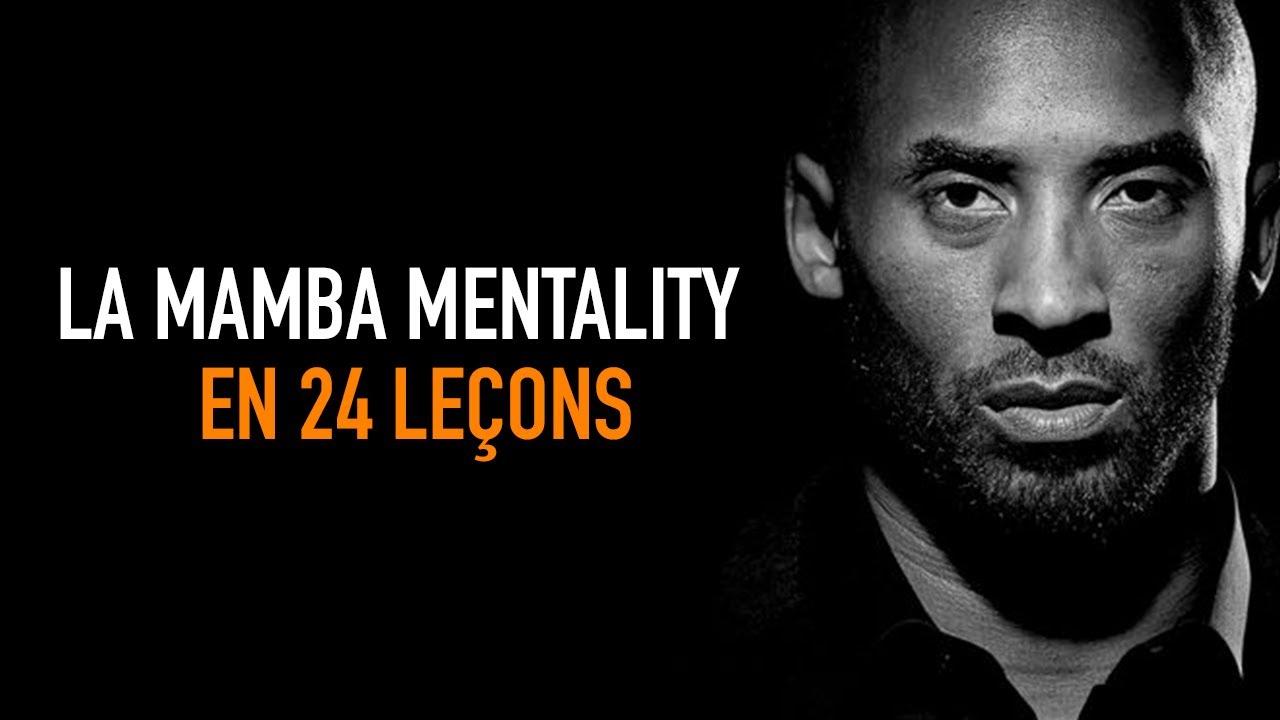 Comment avoir la Mamba Mentality de Kobe Bryant post thumbnail