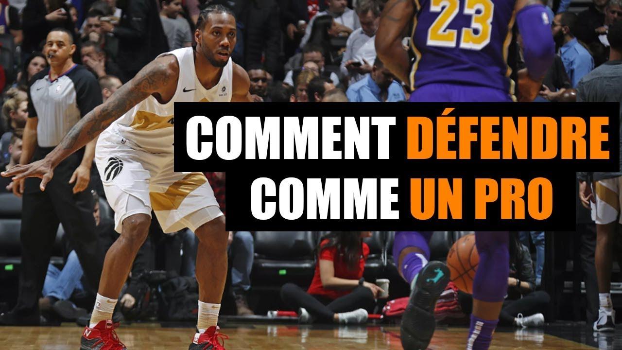 Comment bien défendre au basket post thumbnail