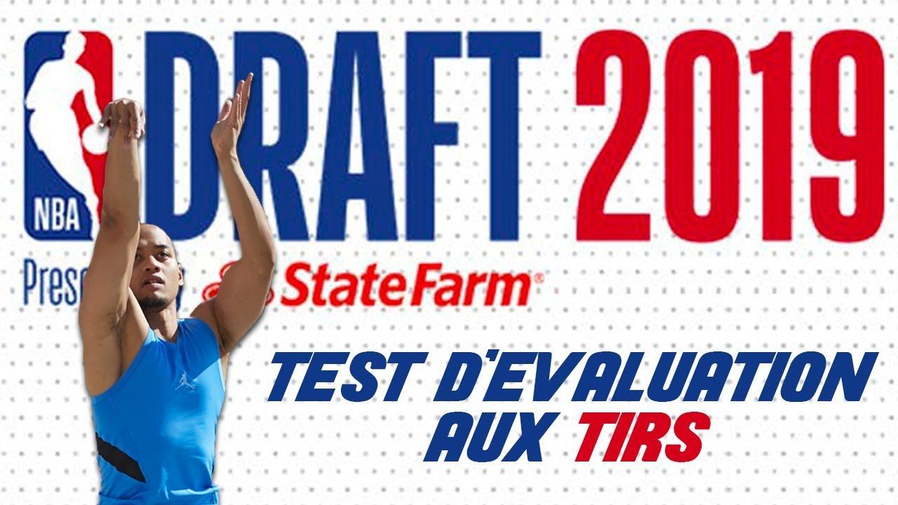 L'entraînement d'évaluation pour la Draft NBA post thumbnail